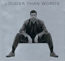Lionel Richie - Louder Than Words - CD Album NEU - Nothing Else Matters