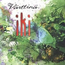 VARTTINA (CD) NEW -- MUSIC From FINLAND