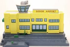 Thomas & Friends SODOR AIRPORT STATION for Trackmaster trains 2010 MATTEL