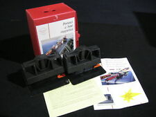 Multicar Iron MU4262 Magnetic Ski Carriers with manual and box from Italy