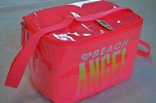 New! VICTORIA'S SECRET Mini Beach Cooler Angel BAG Neon Pink