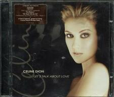 Celine Dion - Let's Talk About Love (Titanic Theme) no sticker CD Ottimo