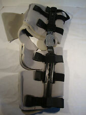 Don Joy Donjoy ELS ACL Post Op Full Knee Support Brace Padded MCL PCL Locking