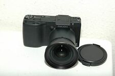 Ricoh GX200 12.1 MP Digital Camera with DW-6 Wide Lens