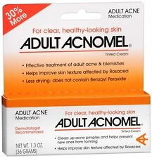 Adult Acnomel Tinted Cream 1.30 oz (Pack of 7)