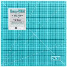 "Scor-Pal Scor-Mat 12x12"" fits with the Scoring Board, reversible cutting mat"