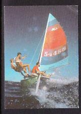 Weet-Bix Spectacular Sports Card No 6 Catamaran Sailing #3