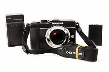 [Excellent+++] Olympus E-PL1S 12.3MP Digital Micro 4/3 Camera Body from JAPAN