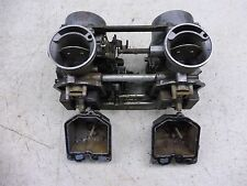 1979 Honda CB400T Hawk H1173-1' carburetors carbs set pair parts