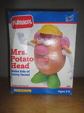 Vintage 1991 Playskool MRS. POTATO HEAD Mr. *NEW IN BOX*