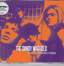 (DY90) The Dandy Warhols, Every Day Should Be A Holiday - 1998 CD