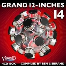 Vol. 14-Grand 12-Inches - Ben Liebrand (2016, CD NIEUW)