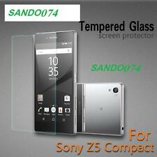 100% Genuine Tempered Glass Screen Protector for Sony Xperia Z5 MINI (compac)