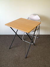 exam desk folding exam study class Room bistro dinner laptop exam table desk