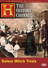 NEW Salem Witch Trials (History Channel) (DVD)