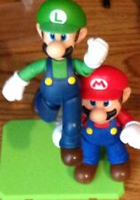 s.h. figuarts Mario and Luigi lot