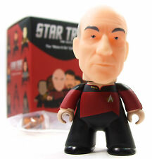 "Titans STAR TREK THE NEXT GENERATION Make It So Series CAPTAIN PICARD 3"" Figure"