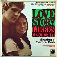 "7"" FRANCIS LAI Theme From Love Story OST ALI MACGRAW RYAN O'NEAL PARAMOUNT 1970"