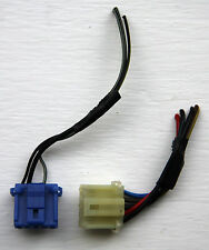 MG ZR MK2 Rover 25 Facelift Wiring Loom With Connectors For The Window Switches
