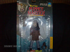Retro Puppet Master Blade figure from Full Moon Toys