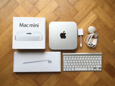 Apple mac mini desktop (2012) 2.5GHZ core i5 16GB 500GB logic PRO/CS6/final cut
