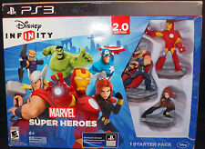Disney Infinity: Marvel Super Heroes 2.0 Edition Starter Pack Playstation 3 PS3