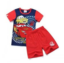 NEW! MARVEL BOY'S LOUNGE WEAR/ TERNO SET (CARS, SIZE #10/ 4-5Y)