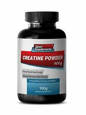BCAA - Creatine Powder 100g - Enhanced Recovery After Exercise 1B