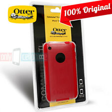 NEW Otterbox Commuter TL Red Case Dual Layer Hard Cover/Skin for iPhone 3GS/3G