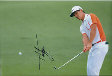 Thorbjorn OLESEN SIGNED Autograph 12x8 Photo AFTAL COA Sicilian Open WINNER
