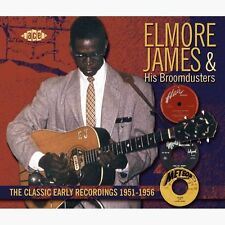 Elmore James & His Broomdusters - The Classic Early Recordings 1951-1956 (ABOXCD