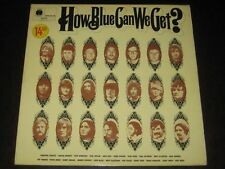 How Blue Can We Get rare '70 2LP on Blue Horizon EX+  chicken shack beacon fat