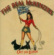 Off the Leash by The Real McKenzies (CD, Jul-2008, Fat Wreck Chords)