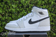 NIKE AIR JORDAN 1 RETRO HIGH PREM GS I SZ 6.5 Y UN SUPREME ELEPHANT 838850 106