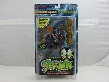 Spawn COMMANDO SPAWN Gold Weapons Ultra Action Figure NEW 1995 McFarlane Toys