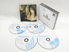 FINAL FANTASY VIII 8 Item REF/ccc PS1 Playstation PS Import Japan Game p1