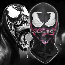 Spider Man 3 Venom mask The Amazing Spider Man  mask  Venom cosplay Halloween