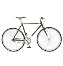 Critical Cycles Harper Single-Speed Fixed Gear Urban Commuter Bike 53cm=