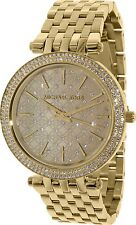 Michael Kors Women's Darci MK3398 Gold Stainless-Steel Quartz Watch