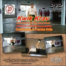 """Conditioning & Practice Drills for Krav Maga"" Increase your Speed and Power"