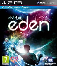Child of Eden   playstation 3  PS3   NUOVO !!!