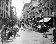 1910 Photo-Lower East Side of Manhattan, New York City, known as the Big Onion