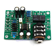 E12-I Headphone Amplifier Delay Protection Board support 2/3/4 Channel Pretect