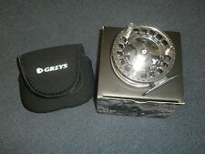 Greys gts900 #10/11/12 FLY REEL + Astuccio in Neoprene Pesca Tackle