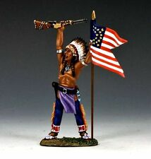 KING AND COUNTRY THE REAL WEST AMERICAN FLAG TRW046(P)