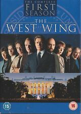 THE WEST WING - Series 1. Martin Sheen, Rob Lowe, Moira Kelly (6xDVD BOX SET 07)