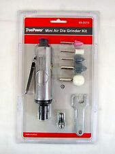 True Power Mini Air Die Grinder Kit Deburing Grinding And Cutting Grinding Stone