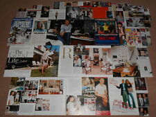 50- CUBA GOODING JR Magazine Clippings
