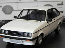 1/18 FORD ESCORT RS2000 MK2 LIMITED EDITION MINICHAMPS NEW MKII 1976 RS 2000