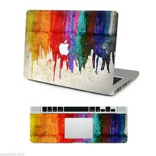 NEW Color Vinyl Apple Macbook 12 Inch Sticker Decal Skin Cover For Laptop Mac